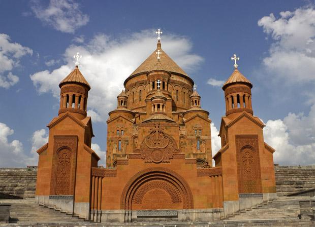 Armensk kirke