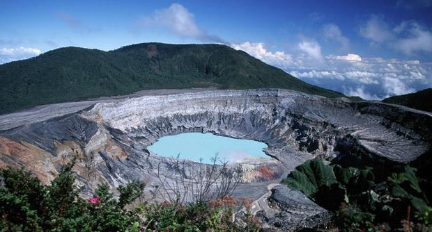 Vulkanen Poas
