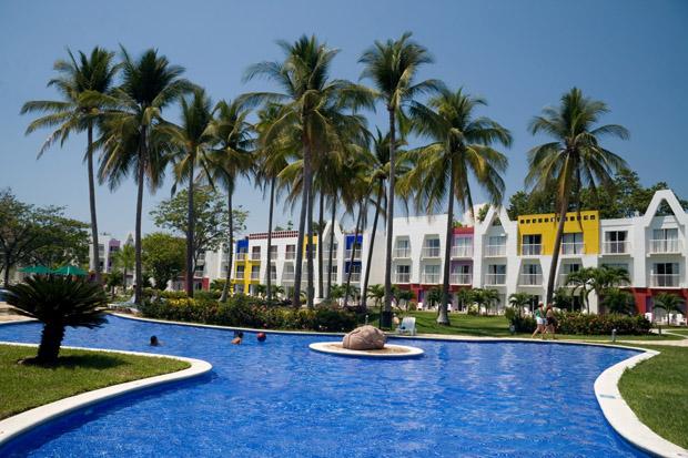 El Salvador - Resort