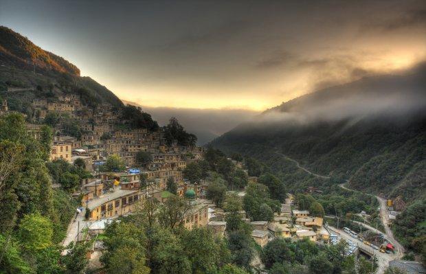 Bjergby - Iran