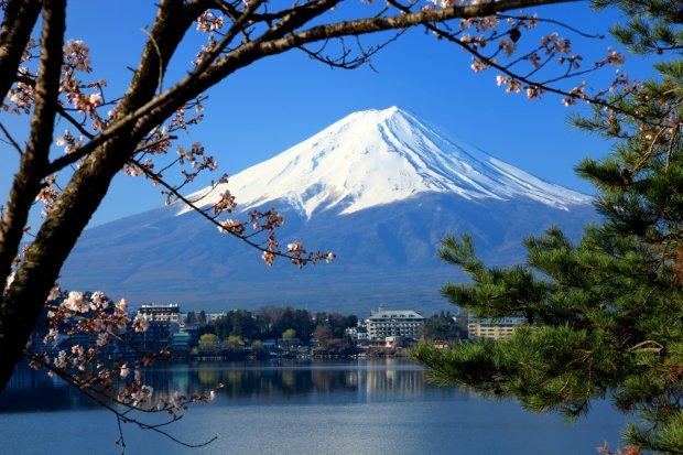 Fujiyama - Japan