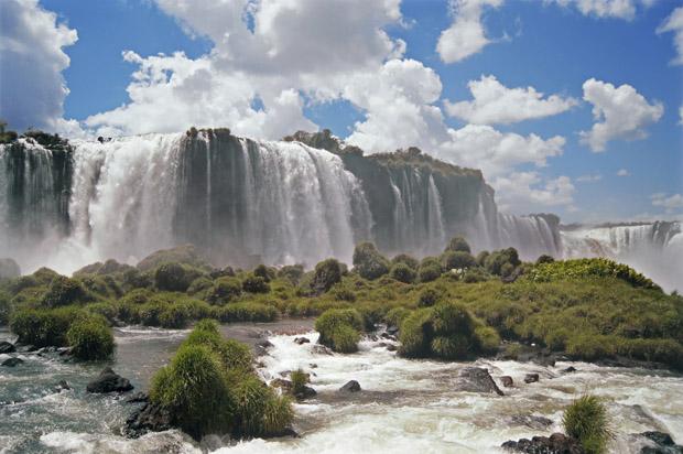 Iguazú-vandfaldene