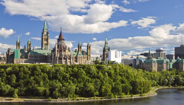 Parliament Hill - Canada