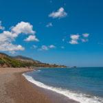 Badestrand på Cypern