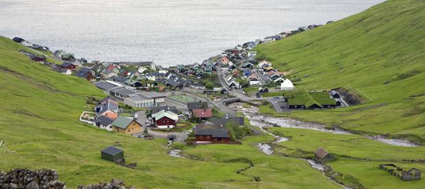 Vestmanna - Færøerne