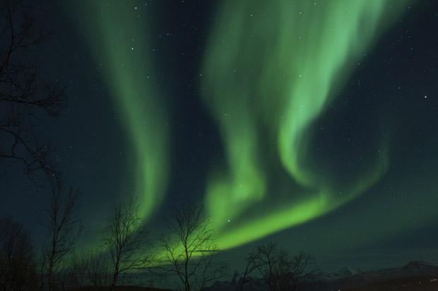 Nordlys - Finland