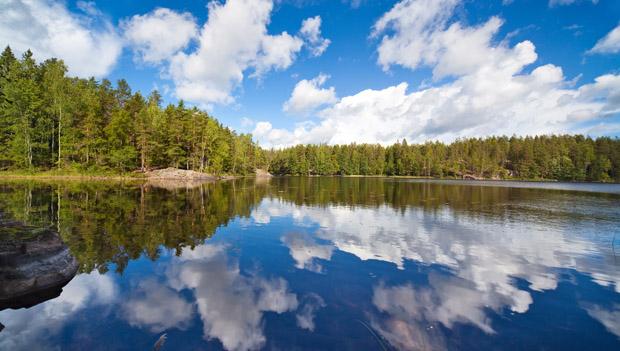 Finland sø