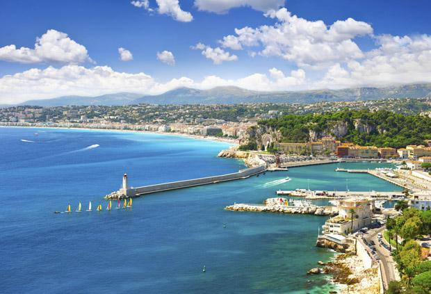 Nice - Frankrig