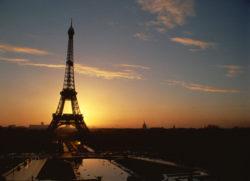 Eiffel tårnet - Frankrig