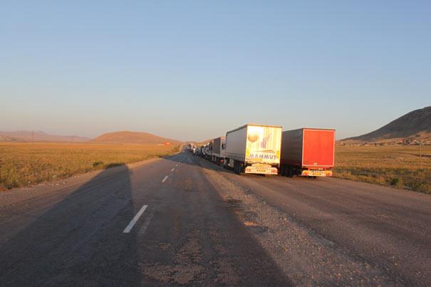 Grænsen til Iran