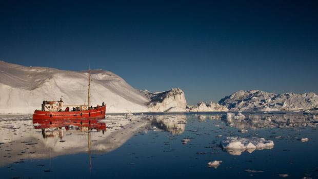 Grønland - Isbjerg