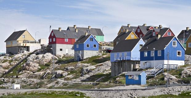 Ilulissat - Grønland