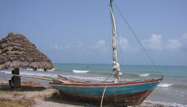 fiskebåd - Haiti
