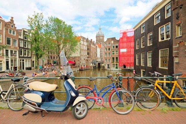 Holland - bybillede