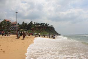 Indisk strand