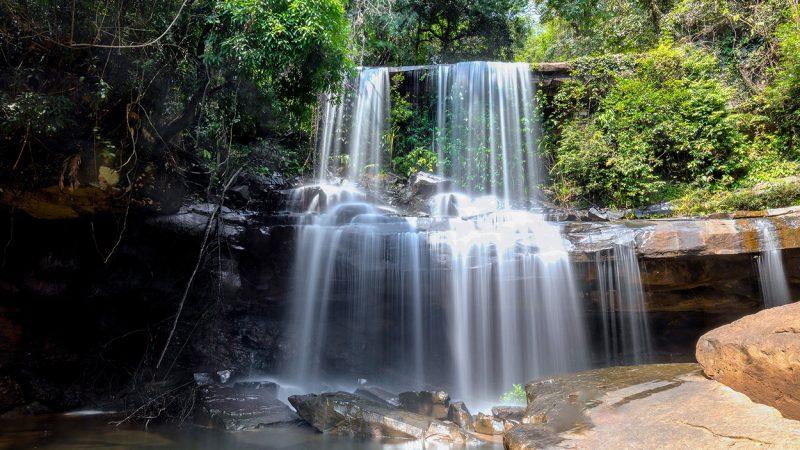 Koh Kood Huang Nam Kaew vandfald