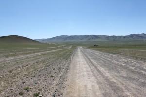 Hvad med en tur til Mongoliet