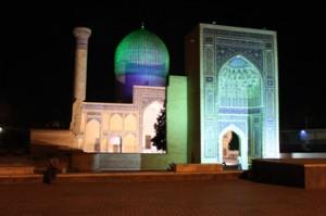 Usbekistan et alternativt rejsemål
